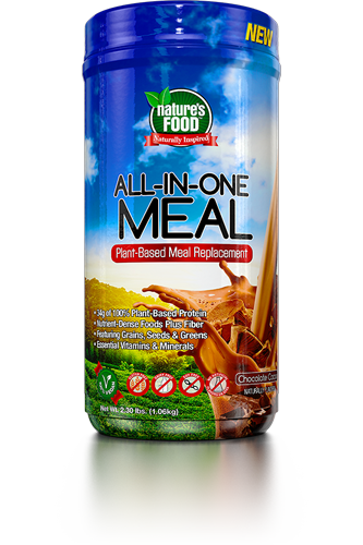 Nature´s Food All-In-One Meal - 1,05 kg