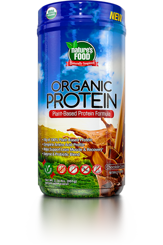 Nature´s Food Organic Protein - 1kg
