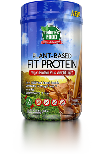 Nature´s Food Plant Based Fit Protein - 800g