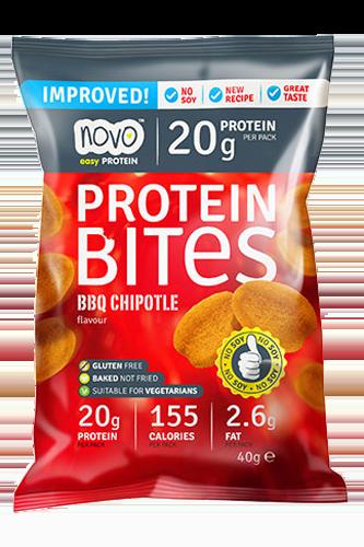 Novo Nutrition Protein Bites – 40g