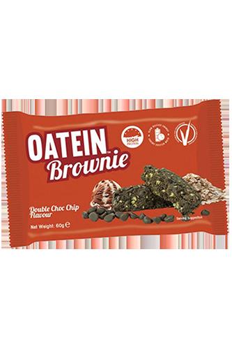 Oatein Brownie Double Chocolate - 60g Restposten