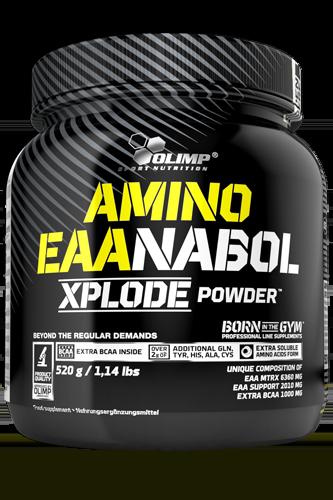 Olimp Amino EAAnabol Xplode - 520g
