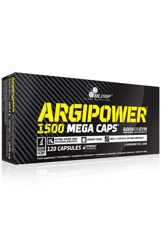 Olimp Argi Power 1500 Mega Caps - 120 Caps