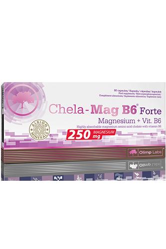 Olimp Chela-Mag B6 Forte - 60 Caps