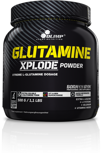 Olimp Glutamine Xplode Powder – 500g