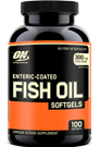 Optimum Nutrition Fish Oil Softgels - 100 Caps