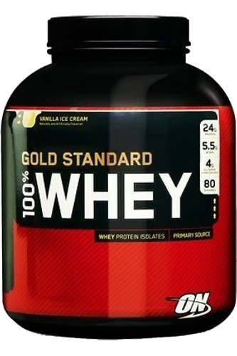 Optimum Nutrition Gold 100% Whey - 2270g Aktionspaket