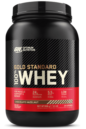 Optimum Nutrition Gold 100% Whey - 908g