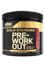 Optimum Nutrition Gold Standard Pre Workout Fruit Punch - 88g Probe