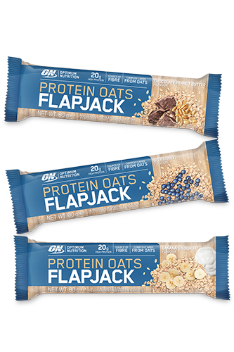 Optimum Nutrition Protein Oats Flapjack - 80g