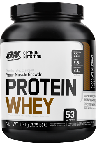 Optimum Nutrition Protein Whey - 1,7kg