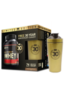 Optimum Nutrition 100% Whey Protein *Limited Edition* - 2270g + gratis Shaker