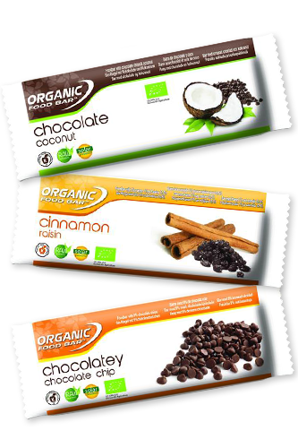 Organic Food Bar Organic Foodbar - 50g