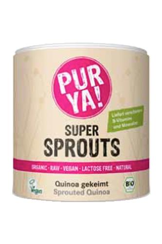 PURYA Super Sprouts Quinoa - 220g