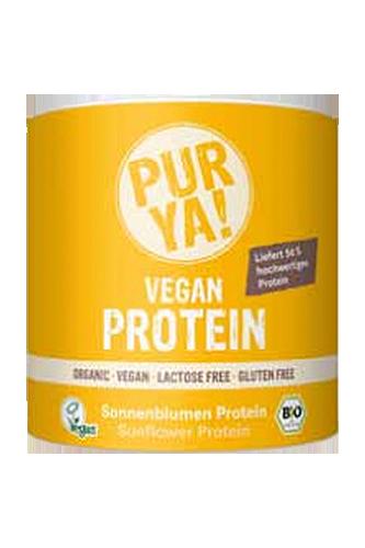 PURYA Vegan Protein Sonnenblume - 250g