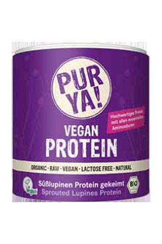 PURYA Vegan Protein Süßlupinen - 200g