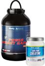 Power Weight Gainer 4,75 kg + gratis Pure Creatine Aktion