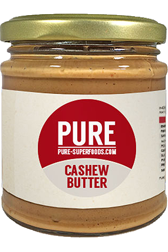Pure Superfoods Protein Cashew Butter - 170g