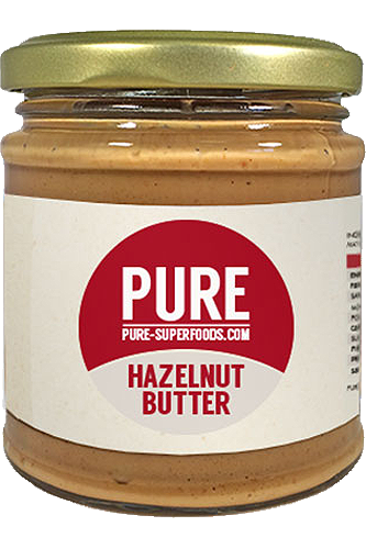 Pure Superfoods Protein Hazelnut Butter - 170g