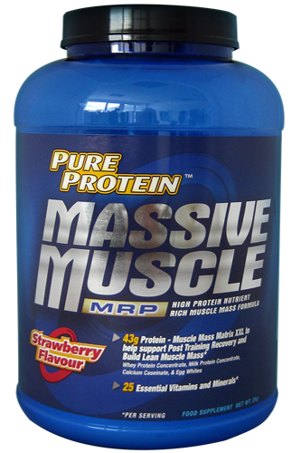 Pure Protein® Massive Muscle MRP 2kg