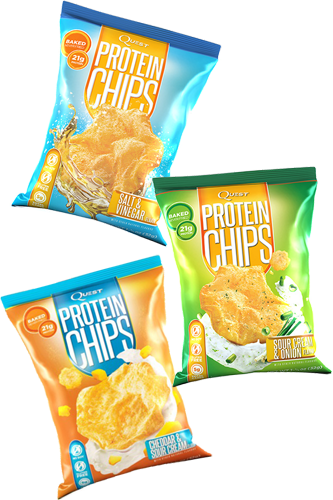Quest Nutrition Protein Chips - 32g