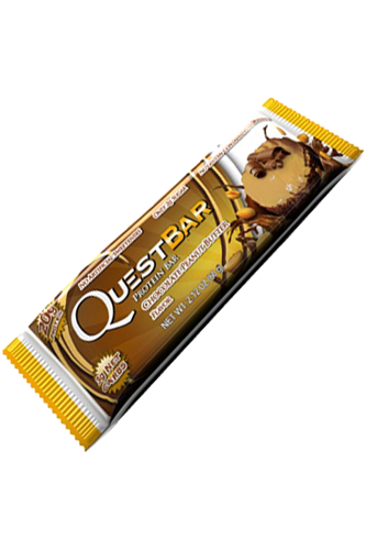 Quest Bar Proteinriegel bei Body Attack