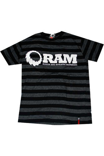 RAM T-Shirt Striped