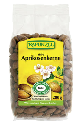 Rapunzel Aprikosenkerne süß - 200g