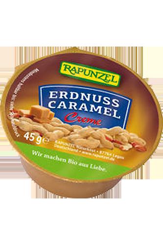 Rapunzel Protein Erdnuss Caramel Creme - 45g