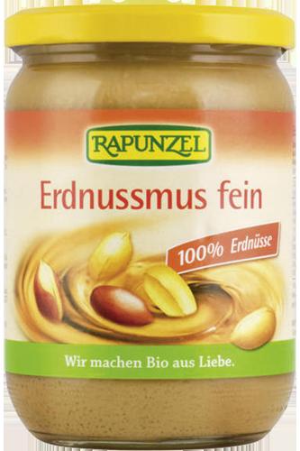 Rapunzel Protein Erdnussmus fein � 500g