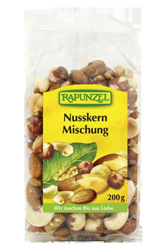 Rapunzel Nusskernmischung - 200g