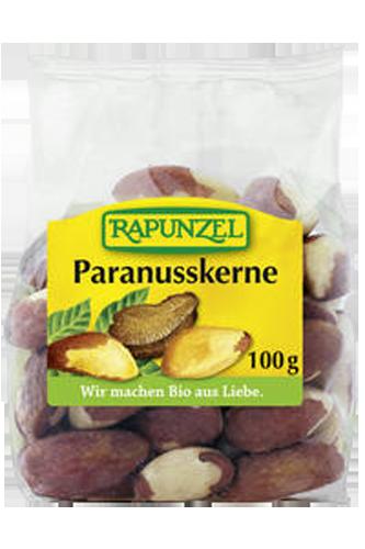 Rapunzel Paranusskerne - 100g