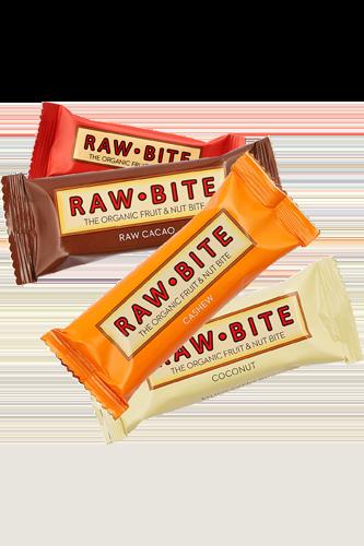 Raw Food Raw Bite Riegel Spicy Lime - 50g Restposten