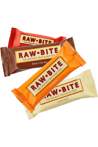 Raw Food Raw Bite Riegel - 50g