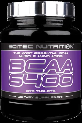 Scitec Nutrition BCAA 6400 - 375 Tabs