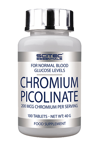 Scitec Nutrition Chromium Picolinate - 100 Caps
