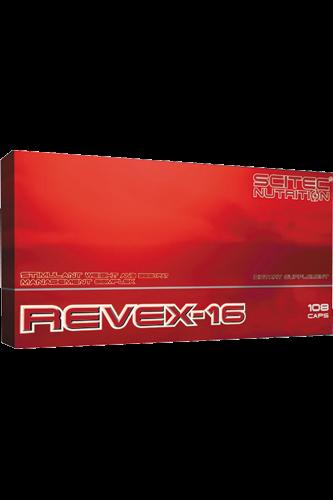 Scitec Nutrition Revex-16 - 108 Caps