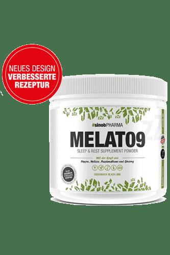 Sinob Melato9 Lime - 300g