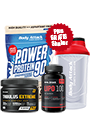 Body Attack Sixpack Paket Fortgeschrittene