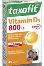 Taxofit Vitamin D3 800 Depot - 45 Tabletten