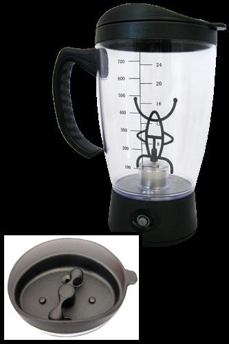 Twister Mixer Magnum - Handmixer für Getränke