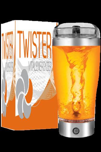 Twister Mixer - Handmixer für Getränke