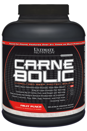 Ultimate Nutrition Carne Bolic - 1680g