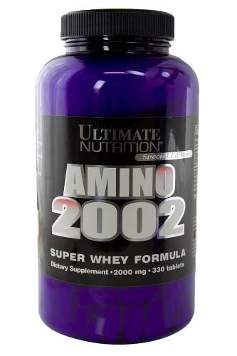 Ultimate Nutrition Amino 2002 - 330 Tabletten