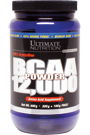 Ultimate Nutrition BCAA 12000 Powder - 400g