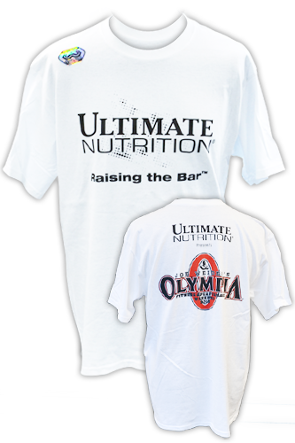 Ultimate Nutrition Mr Olympia 2015 T-Shirt
