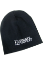 Strickm�tzen - Ultimate Nutrition M�tze schwarz