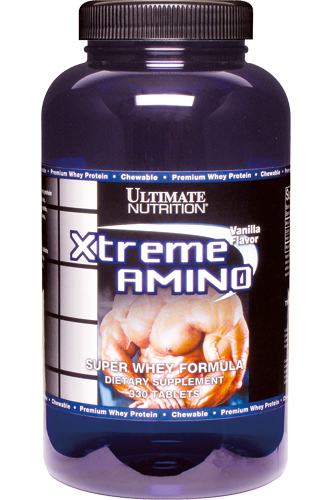 Ultimate Nutrition Xtreme Amino 1500 mg 330 Tabs