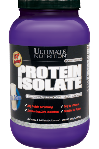 Ultimate Nutrition Protein Isolate - 1360g