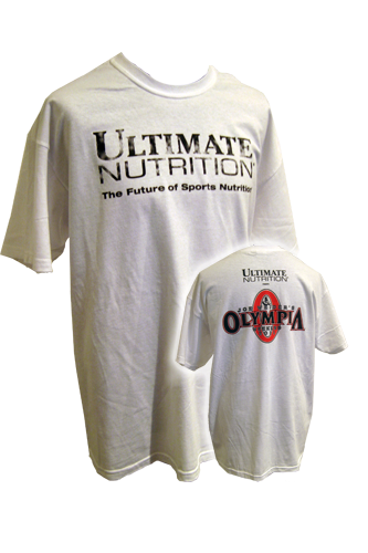 Ultimate Nutrition Olympia Weekend 2011 T-Shirt